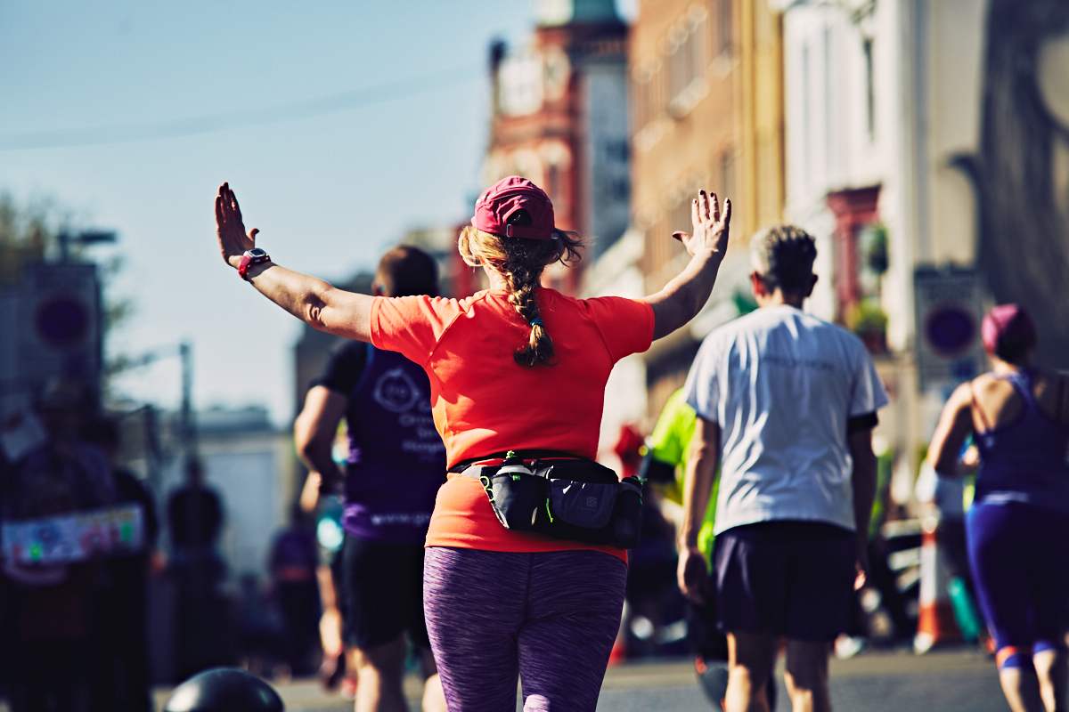 How to run a beginner. Correct long and short distances. Breathing while running 88